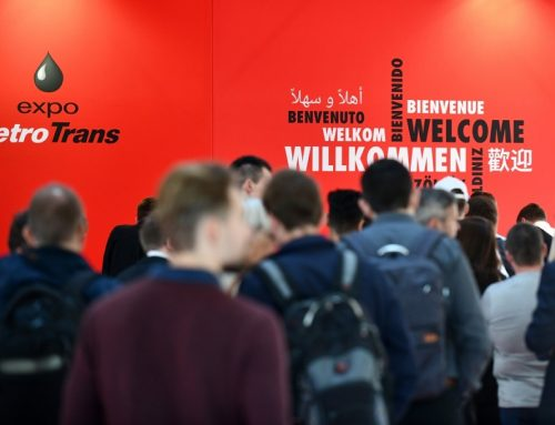 expo PetroTrans 2018: High numbers of international visitors at the leading trade show for fuel logistics