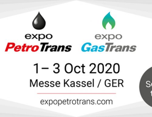 """expo GasTrans"" trade fair premiere"