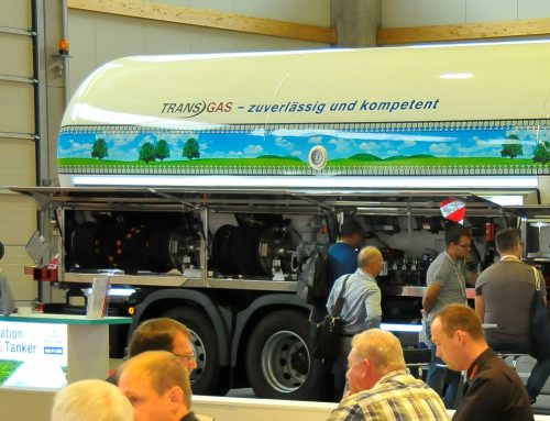 Trade fair debut: expo GasTrans – a new addition to the PetroTrans